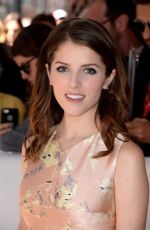 ANNA KENDRICK at Cake Premiere in Toronto