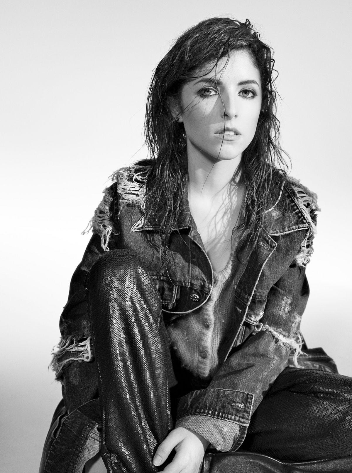 ANNA KENDRICK in Remix Magazine, September 2014 Issue