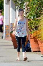 ANNA KENDRICK Out and About in West Hollywood 3008