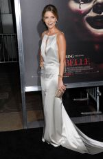 ANNABELLE WALLIS at Annabelle Premiere in Los Angeles