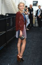 ANNASOPHIA ROBB at Lincoln Center for the Performing Arts in New York