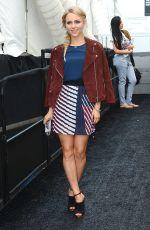 ANNASOPHIA ROBB at Rbecca Minkoff Fashion Show in New York