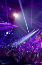 ARIANA GRANDE and NICKI MINAJ Performs at 2014 Iheartradio Music Festival in Las Vegas