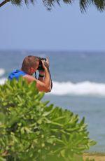 ARIANNY CELESTE in Bikini at a Photoshoot in Hawaii