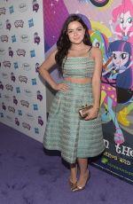 ARIEL WINTER at My Little Pony Equestria Girls Rainbow Rocks Premiere in Hollywood