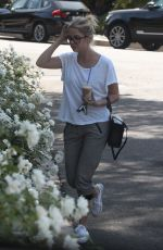 ASHLEY BENSON Out and About in Los Angeles 2809