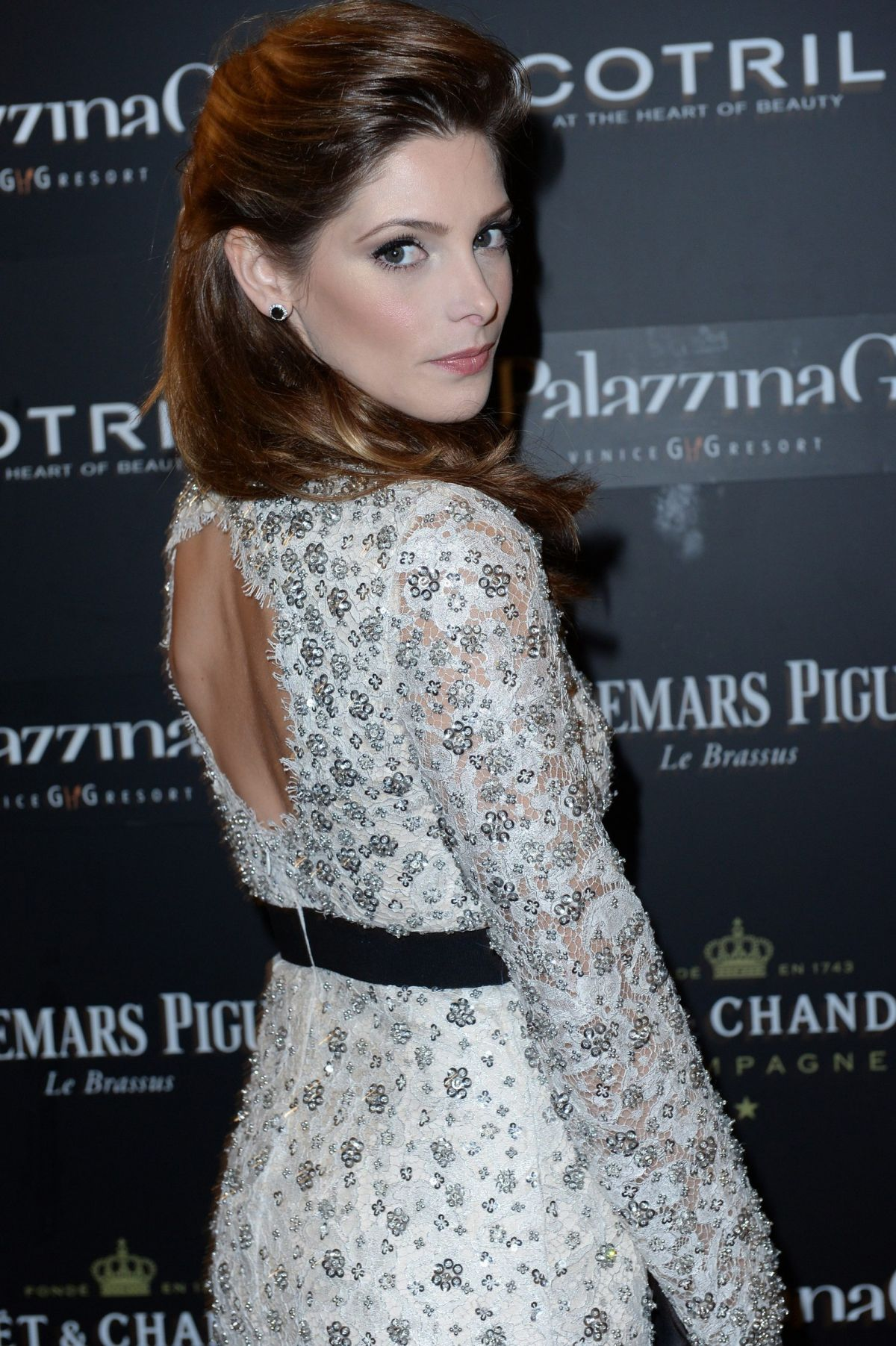 ASHLEY GREENE at Burying the Ex Premiere Party in Venice