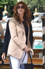 ASHLEY GREENE Out and About in Venice