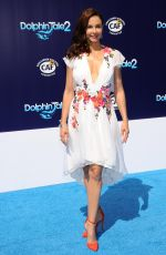 ASHLEY JUDD at Dolphin Tale 2 Premiere in Los Angeles