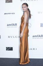 ASHLEY MADEKWE at Amfar 2014 Gala in Milan