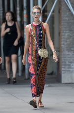 BEHATI PRINSLOO Out and About in New York