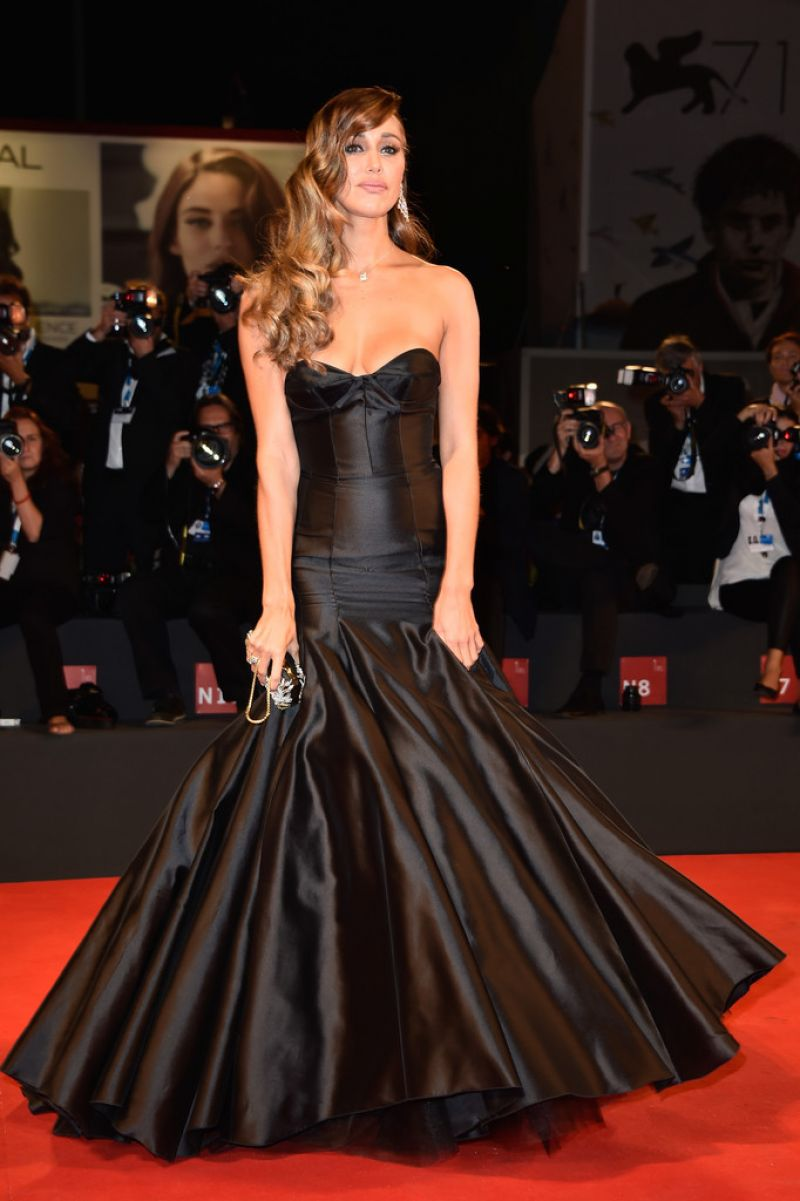 BELEN RODRIGUEZ at Pasolini Premiere in Venice