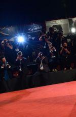 BELEN RODRIGUEZ at Pasolini Premiere in Venice