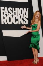 BELLA THORNE at Fashion Rocks 2014 in New York