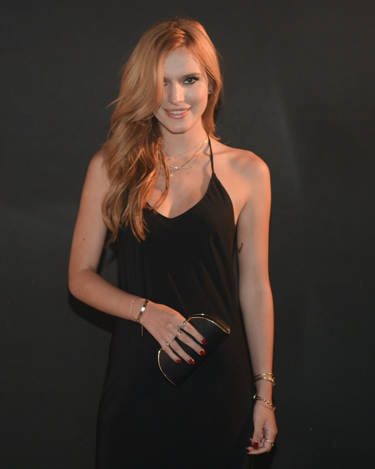 BELLA THORNE at Paper Magazine 30th Anniversary Celebration in New York