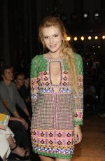 BELLA THORNE at Pucci Fashion Show in Milan