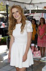 BELLA THORNE at Teen Vogue Back to School Saturdays in Glendale