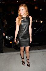 BELLA THORNE at Versus Versace Fashion Show in New York