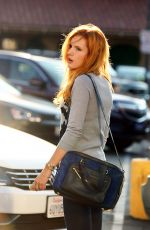 BELLA THORNE Out and About in Los Angeles 1509