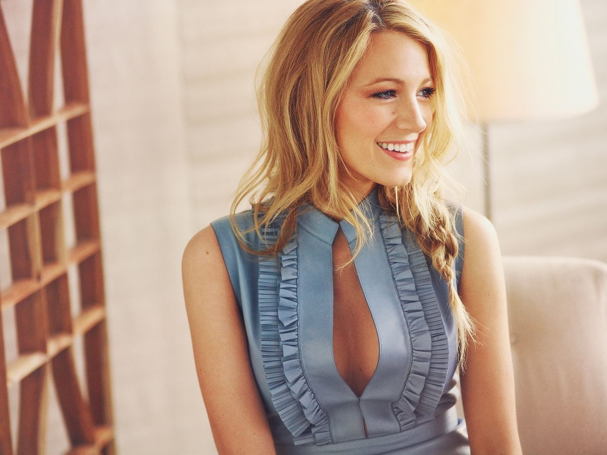 BLAKE LIVELY - Guy Aroch Photoshoot for Gucci - HawtCelebs ... Blake Lively