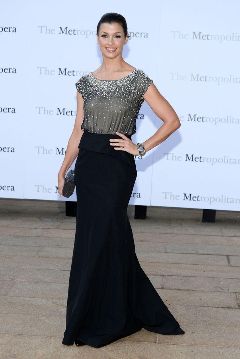BRIDGET MOYNAHAN at Metropolitan Opera Season Opening in New York