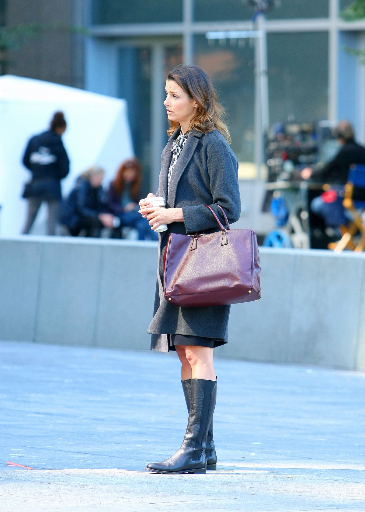 A Few Things You Don't Know about Blue Bloods Star Bridget ...  |Bridget Moynahan Blue Bloods