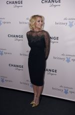 BRITNEY SPEARS at The Intimate Britney Spears Sleepwear Launch in Copenhagen