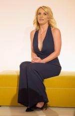 BRITNEY SPEARS at The Intimate Britney Spears Sleepwear Launch in London