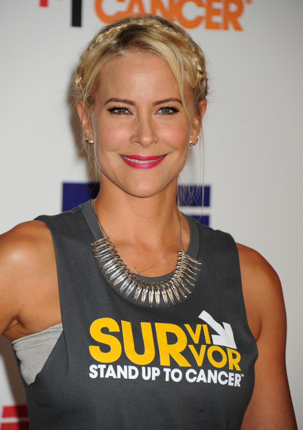 BRITTANY DANIEL at Stand Up 2 Cancer Live Benefit in ... Brittany Daniel
