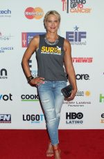 BRITTANY DANIEL at Stand Up 2 Cancer Live Benefit in Hollywood