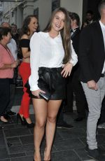 BROOKE VINCENT at Lord of the Dance Dangerous Games in London