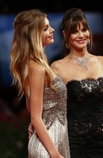 CAMILA and LUCILA SOLA at The Humbling Premiere in Venice