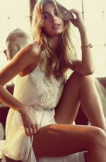 CAMILA MORRONE - Ossira Spring/Summer 2015 Collection