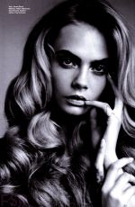 CARA DELEVINGNE in Allure Magazine, Special Issue October 2014