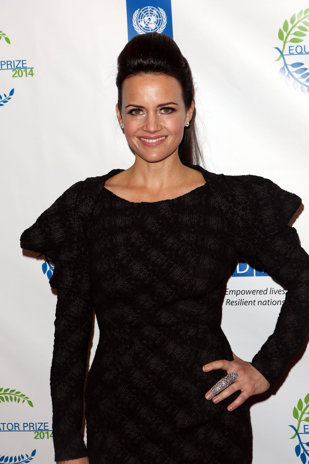 CARLA GUGINO at United Nation