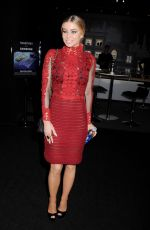 CARMEN ELECTRA at Vivienne Tam Fashion Show in New York