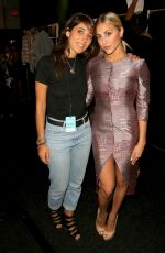 CASSIE SCERBO at Francesca Liberatore Fashion Show in New York