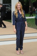 CAT DEELEY at Burberry Prorsum Fashion Show in London