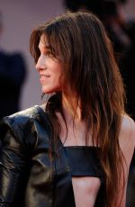 CHARLOTTE GAINSBOURGH at Nmphomaniac Volume 2 Directors Cut Premiere in Venice