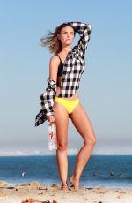 CHELSEA HEATH in Bikini at 138 Water Photoshoot in Malibu