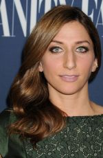 CHELSEA PERETTI at NBC and Vanity Fair 2014/2015 TV Season Party in West Hollywood