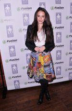 CHLOE BRIDGES at Tracy Paul Jack Lalanne 100-year Anniversary in New York