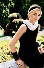 CHLOE MORETZ in Teen Vogue Magazine, October 2014 Issue