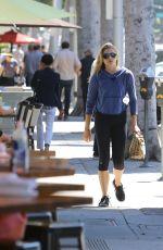 CHLOE MORETZ Leaves Yoga Class in Los Angeles
