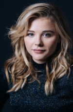 CHLOE MORETZ - Toronto International Film Festival Portraits