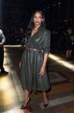 CIARA at Lanvin Fashion Show in Paris