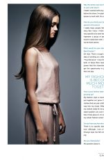 CIARA BRAVO in Glamoholic Magazine, Fall Edition 2014