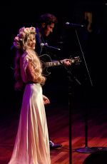 CLARE BOWEN at 2014 ACM Honors in Nashville