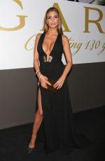 CLAUDIA GALANTI at Amfar 2014 Gala in Milan