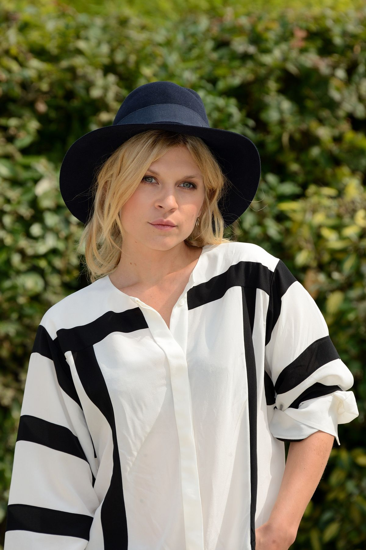 CLEMENCE POESY at Jury Revelation Cartier Photocall in France